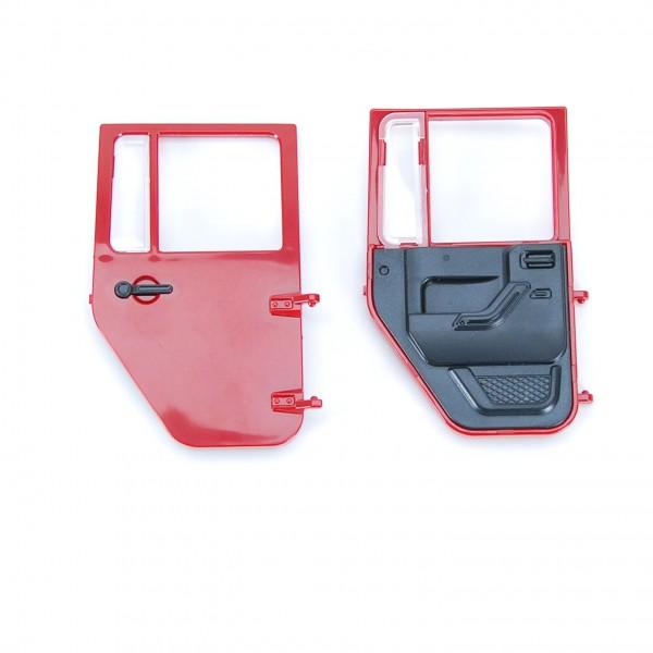 Fondtüren links und rechts Jeep Wrangler Rubicon