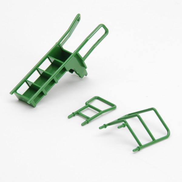 Geländer und Kabinentreppe für John Deere T670i