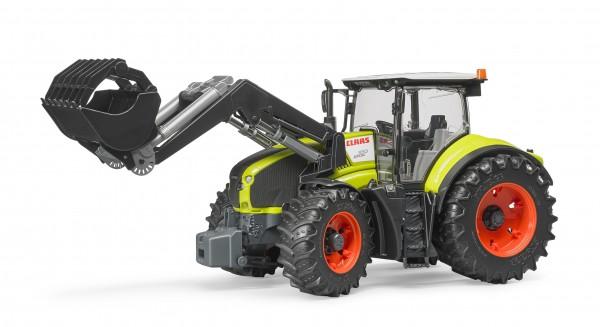 Bruder® Spielzeug Traktor »Claas Axion 950 F mit Frontlader