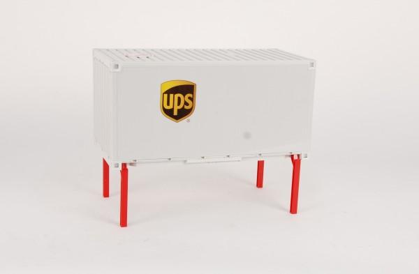 Container Wechselbrücke UPS