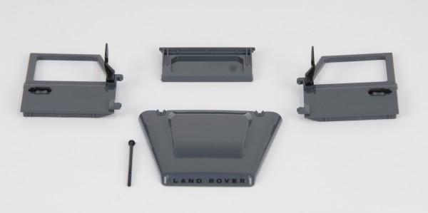 Motorhaube und Türen für Land Rover Pick Up
