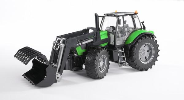 Deutz Agrotron X720 mit Frontlader