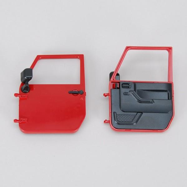Fahrer und Beifahrertüre Jeep Wrangler Rubicon