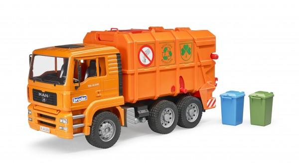 MAN TGA Müll-LKW