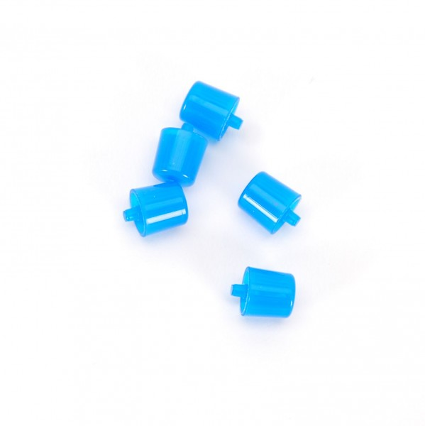 Warnleuten blau 5 Stück