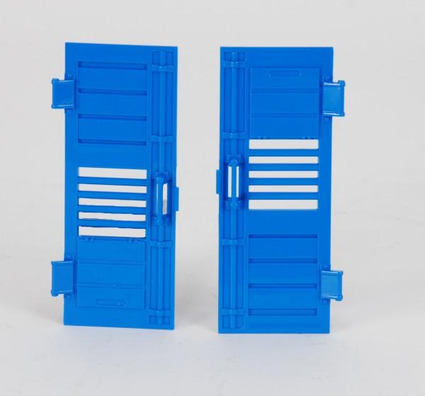 2 Seitentüren für Tiertransport LKW