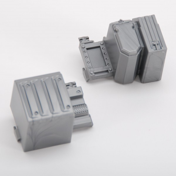 Anbauteile für Fahrgestell MB Arocs