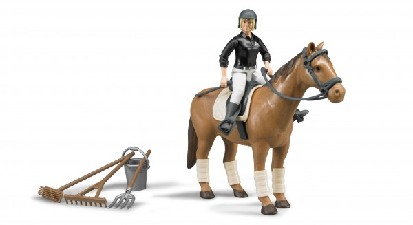 bworld Figurenset Reiten