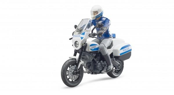 bworld Scrambler Ducati Polizeimotorrad