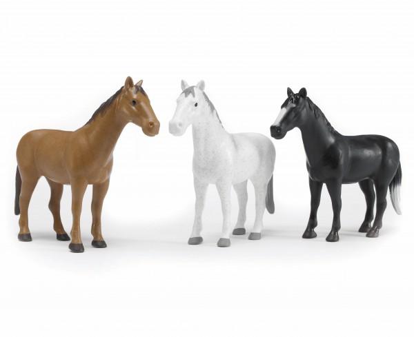 Pferd (3 Farben sortiert)