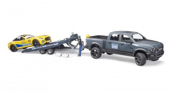 RAM 2500 Power Wagon und Roadster Bruder Racing Team