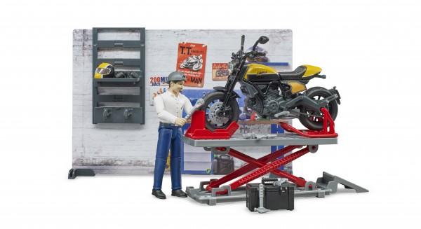 bworld Motorradwerkstatt Scrambler Ducati Full Throttle