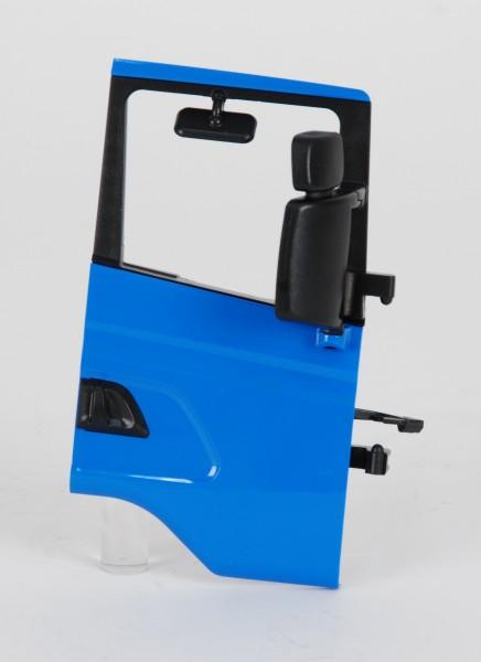 Türe rechts Scania R-Serie blau