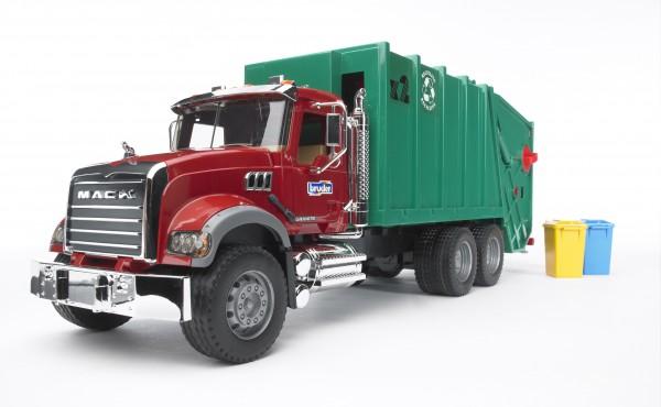 MACK Granite Müll-LKW