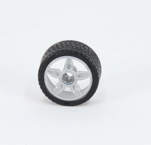 Rad Felge silber BRUDER Roadster