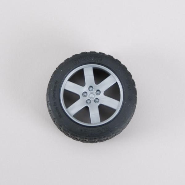 Reserverad für Land Rover